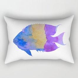 Symphysodon Discus Rectangular Pillow