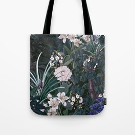 Midnight Garden IX Tote Bag