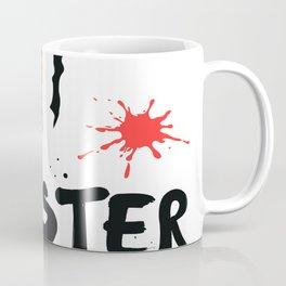 Ltd Edition:monster art Coffee Mug