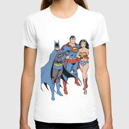 Justice Trio T-shirt