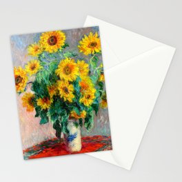 Bouquet of Sunflowers Stationery Cards