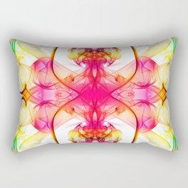 Smoke Art 80 Rectangular Pillow
