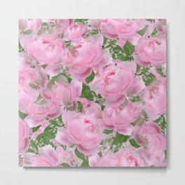 Pink Beauty Metal Print