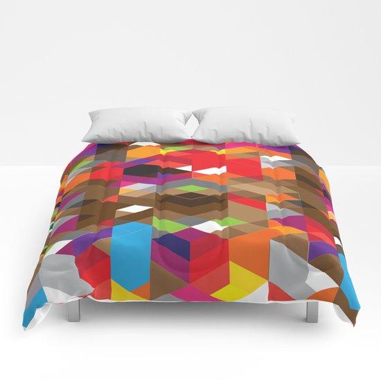 Life like a Geometry Comforters
