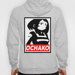 My Hero Academia Ochako Uraraka Hoody