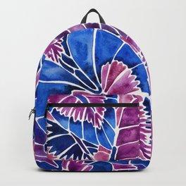 Schismatoglottis Calyptrata – Indigo Palette Backpack