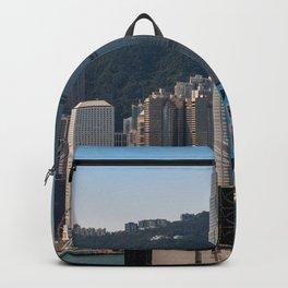 Hong Kong Island Backpack