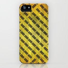 NIN & Trent Have A Fragile Hurt iPhone Case