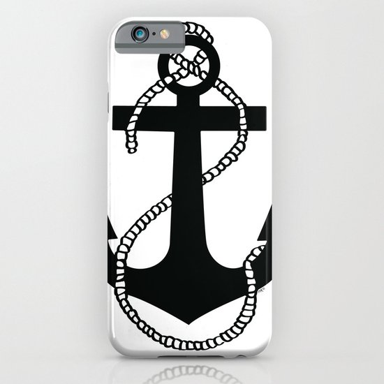 Anchor iPhone & iPod Case