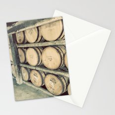 Kentucky Bourbon Barrels Color Photo Stationery Cards
