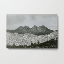 Four Peaks in Arizona Metal Print