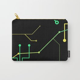 Techno Design Carry-All Pouch