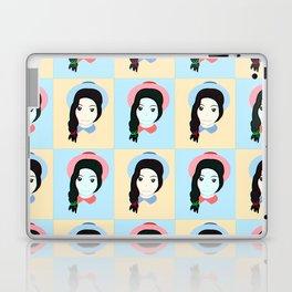 Cute Girls Laptop & iPad Skin