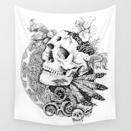 DEATH Wall Tapestry
