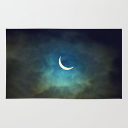 Solar Eclipse 1 Rug