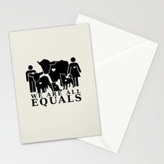 Earthlings Stationery Cards