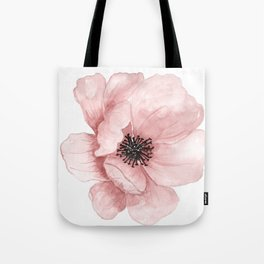 :D Flower Tote Bag