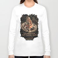 cthulhu Long Sleeve T-shirts featuring Cthulhu by TheMagicWarrior