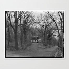 New Jersey State Tuberculosis Sanatorium, Sanatorium Road Canvas Print