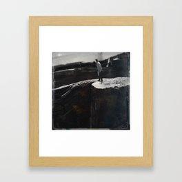 House Disaster Art - The Abyss 2 Framed Art Print