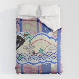 Oh The Places You'll Go Comforters