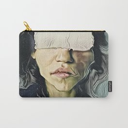 i see, said the blind man Carry-All Pouch