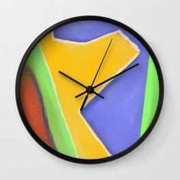 Island Mentality Wall Clock