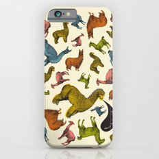 camelids Slim Case iPhone 6s