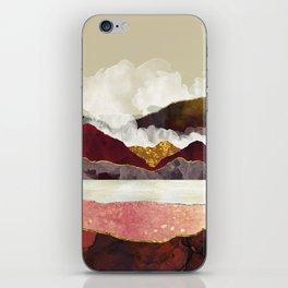Melon Mountains iPhone Skin