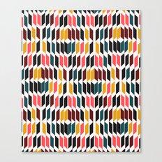 Geometric vision Canvas Print