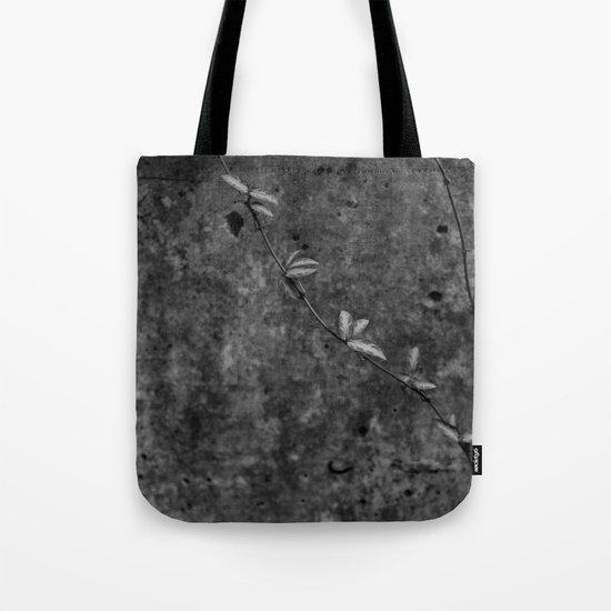 Leaf Trail Tote Bag