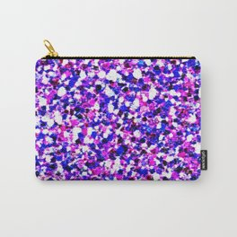 Pink and Blue Party Mermaid Carry-All Pouch
