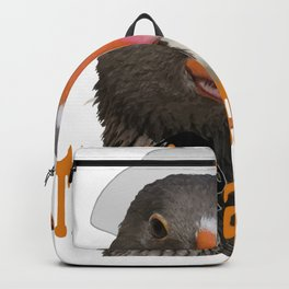 Thankful and Blessed Thanksgiving Pilgrims Backpack