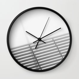 Untitled (Lines) Wall Clock