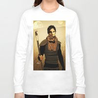 dune Long Sleeve T-shirts featuring DUNE by Storm Media