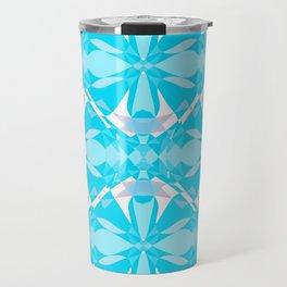 Crystal Blue- AMP Travel Mug
