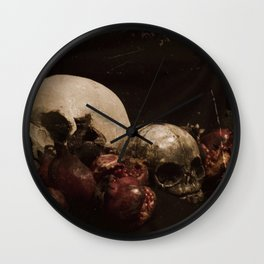 The Ripened Wisdom of the Dead Wall Clock