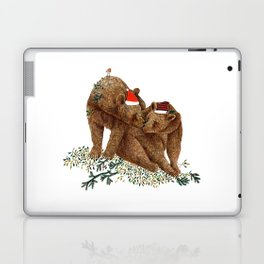 christmas bears Laptop & iPad Skin