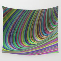 illusion Wall Tapestries featuring Illusion by David Zydd