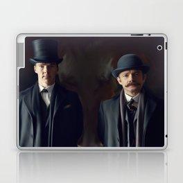 Holmes and Watson Laptop & iPad Skin