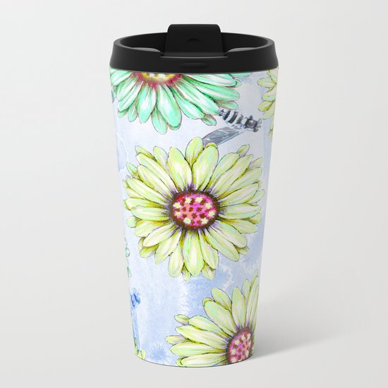 I'm an Early Bloomer Metal Travel Mug
