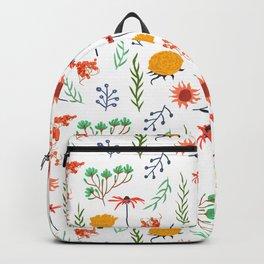 Rustica #illustration #pattern Backpack