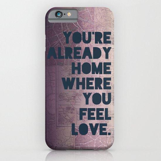 Home II iPhone & iPod Case