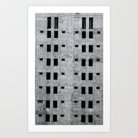 building Art Prints featuring Building by Sumii Haleem