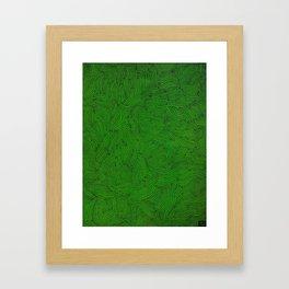 Gusanos Framed Art Print