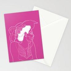 Catrina 2 Stationery Cards