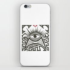 All seeing eye iPhone & iPod Skin