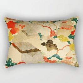 Tranquilo Rectangular Pillow