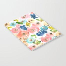 Floral POP #1 Notebook