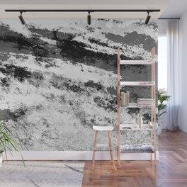 Perseverance Black & White Wall Mural